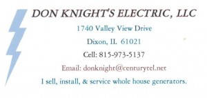 Don knights Electric
